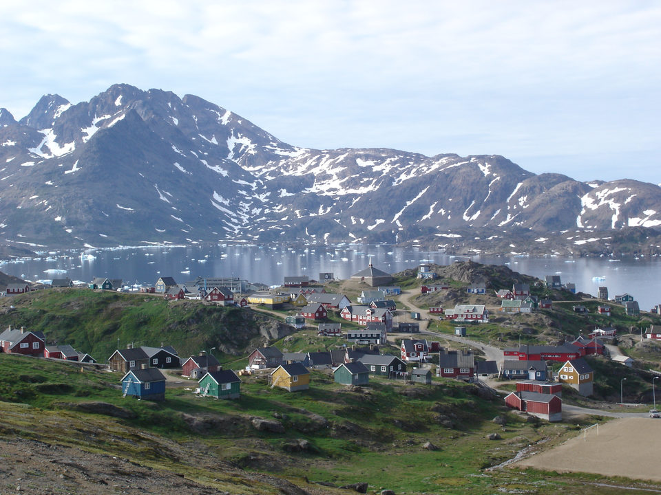 Pictures of Tasiilaq, Greenland Liam