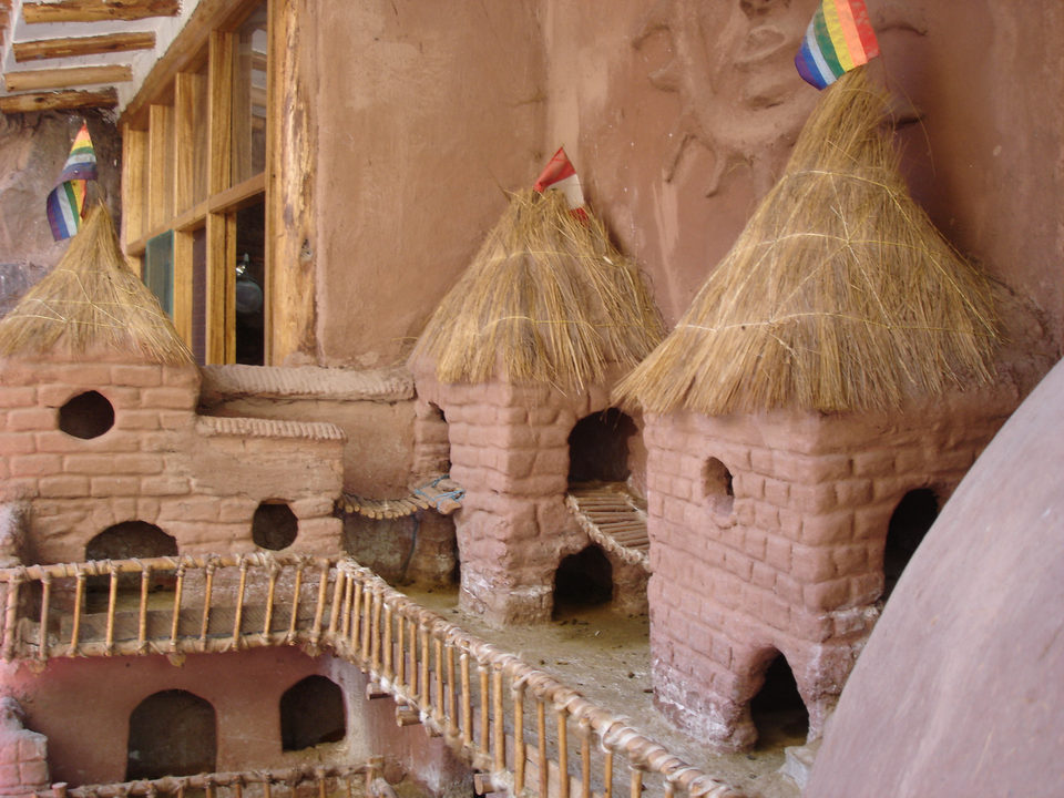 Pictures of pisac peru for Guinea pig homes